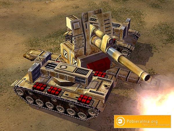 Conquer generals zero hour - contra 008 (alpha 2).
