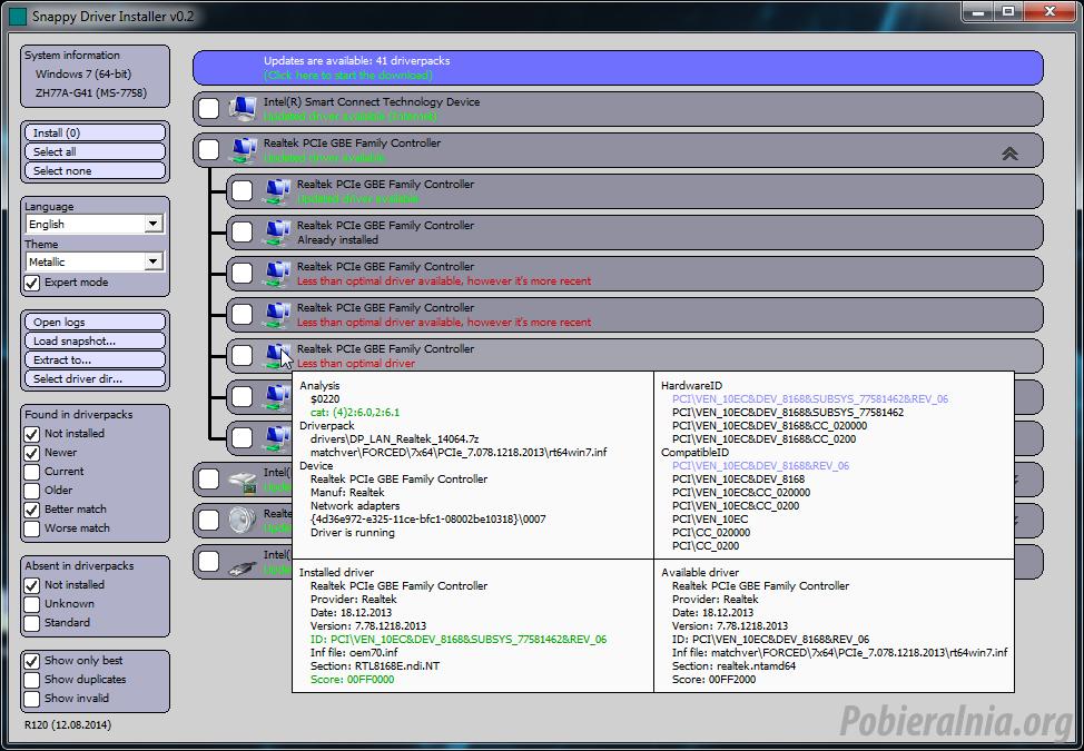 Торрент realtek pcie gbe family controller